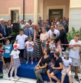 Verona, inaugurata ieri la nuova Casa dell'Abeo a Villa Fantelli