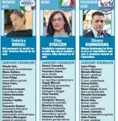 Isola Rizza, sbagliate sul giornale due liste su tre: chiediamo scusa