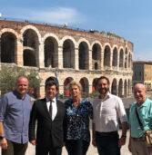 Verona, il jazz nei locali del Liston per rilanciare la Bra e l'offerta enogastronomica della città