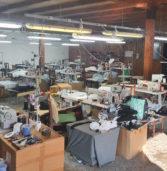 Sanguinetto, scoperto dalla Guardia di Finanza laboratorio d'abbigliamento con lavoratori cinesi clandestini