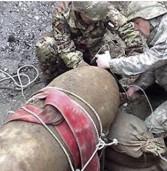 Legnago, operazioni concluse: brillata anche la seconda bomba