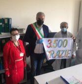 Legnago, medici e infermieri ringraziano i panificatori per i 3500 panini offerti durante l'emergenza Covid