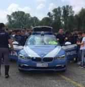 Cerea, la Polizia tra gli studenti delle medie Sommariva per parlare di legalità