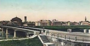 Legnago ponte Umberto