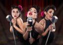 """Fuoriporta, la rassegna """"Postounico"""" a Lonigo chiude con il trio vocale swing """"Les Babettes"""""""