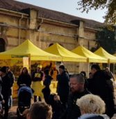 Natale, aperto nei weekend il Villaggio della Coldiretti all'Arsenale di Verona