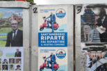 Elezioni, a Sant'Ambrogio di Valpolicella il candidato Toffalori denuncia: «Vernice nera sui miei manifesti»