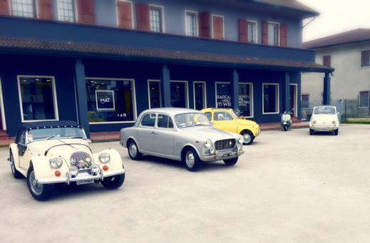 """Verona, sabato la consegna delle """"targhe oro"""" ai soci all'Historic Car Club"""