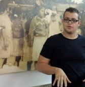 """L'artista cubano Karlos Perez ad """"Art Verona"""" nello spazio della galleria """"Isolo 17"""""""