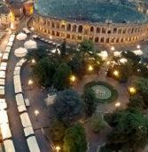 """Verona, domani al via """"Le piazze dei Sapori"""""""