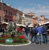 """Verona, dal 4 al 7 maggio """"Le Piazze dei Sapori"""" in Bra"""