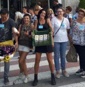 I chicchi di riso integraledi Melotti protagonistial Festival di Venezia