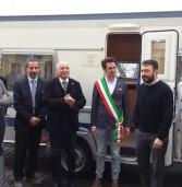 Verona, da Camerino 3000 pacchi di pasta all'Atv per ringraziare della solidarietà ai terremotati