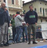 Legnago, ambulanza bloccata dall'auto della scorta di Salvini