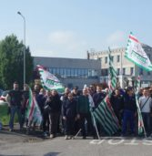 """Bonavigo, terza ora oggi di sciopero sindacale alla Samo sul """"premio ferie"""""""