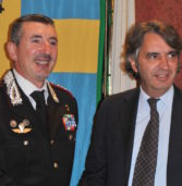 Verona, Pietro Carrozza nuovo comandante provinciale dei Carabinieri