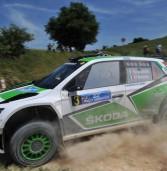 Rally Due Valli: alla prima giornata fuori Campedelli, in testa Rossetti, Andreucci terzo e Scandola quarto