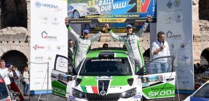 Skoda prima Rally Due valli