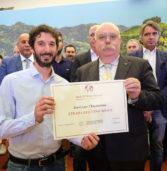 """Vitivinicoltura, la Strada del Soave premiata dalla Camera di Commercio con il """"Best of Wine Tourism"""""""