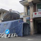 Emergenza Coronavirus, calano i ricoveri (-17) nel Veronese ma ci sono altri 5 decessi nella notte e 82 nuovi casi