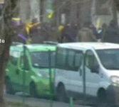 Ultras, 21 romanisti arrestati e veronesi ricercati per gli scontri di Hellas-Roma
