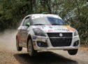 Rally, esordio amaro per Strabello costretto al ritiro quando era terzo assoluto