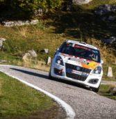 Il legnaghese Strabello torna sulla Suzuki Swift 1600 R1 nel Rally della Marca