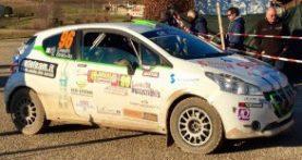 Rally, Strabello chiude con un ottimo nono posto l'esordio nella categoria R2B