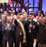 Isola della Scala, inaugurata ieri sera la Fiera del Bollito con la Pearà