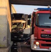 Incidente in Transpolesana, il camionista deceduto è un 50enne bresciano