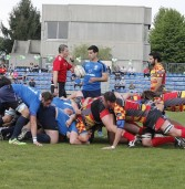Rugby serie A: il Cus Verona vola nella pool promozione mentre il Valpo dovrà lottare per la salvezza
