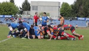 Valpo mischia rugby