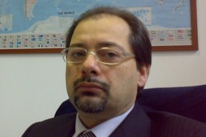 L'imprenditore Davide Venturato