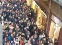 Verona, scatta il senso unico per i pedoni in centro per i Mercatini di Natale