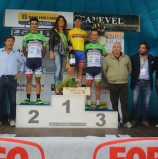 Ciclismo: alla Vicenza-Bionde storico bis di Marco Maronese in volata