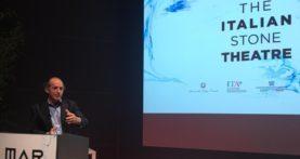 Marmomacc inaugurata da Zaia: «Le imprese hanno bisogno di meno burocrazia»