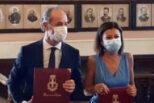 Infrastrutture, firmati dalla ministra De Micheli i contratti per il Tav da Verona a Padova