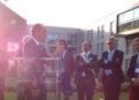"""Zaia ha inaugurato il nuovo """"Quartier Generale"""" di Cantina di Soave costato 90 milioni"""
