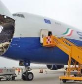 Aeroporti, da Brescia via ai voli cargo su Hong Kong