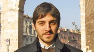 Alessio Albertini,  segretario provinciale del Pd