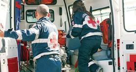Dolcé, con la moto contro un'auto: in gravi condizioni all'ospedale