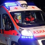 Nogara, due feriti nell'incidente di ieri sera tra un'auto e una moto