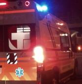 San Giovanni Lupatoto, incendio nella notte con una persona rimasta ferita