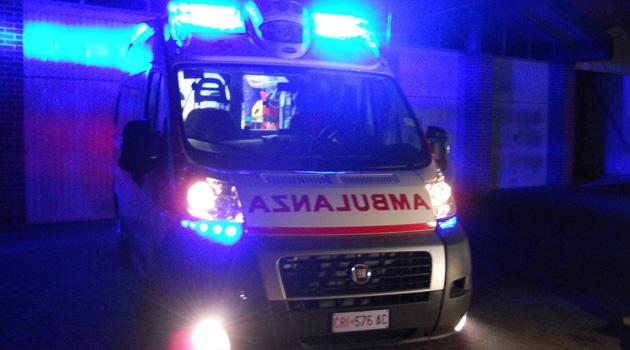 Trevenzuolo, incidente tra due auto con 6 feriti