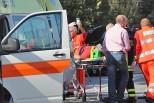 Caldiero, frontale tra due auto con due feriti
