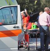 Isola della Scala, pullman finisce fuoristrada: 9 feriti soccorsi in corso