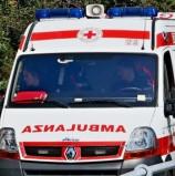 Verona, incidente durante un'esercitazione dei vigili del fuoco