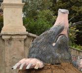 """Verona, in mostra all'Arsenale le sculture """"Animali della risaia"""" di Mutto"""