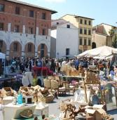 San Bonifacio, domenica 12 aprile mercato dell'antiquariato