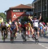 Ciclismo, a Villafontana uno-due della Cipollini Assali Stefen con Minali e Masotto